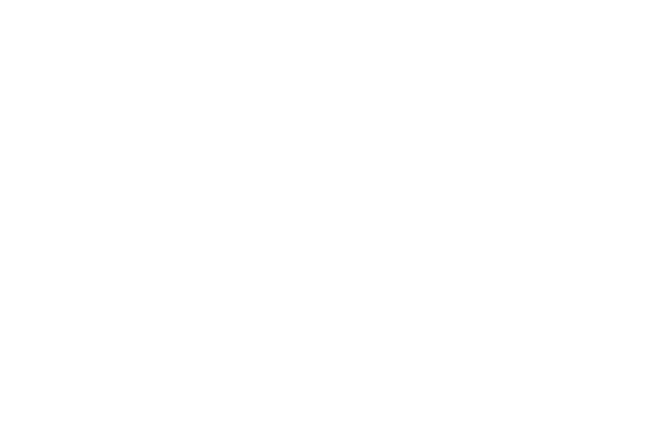 SEMI FINALIST White - NanoCon International Science-Fiction Film Festival - 2017